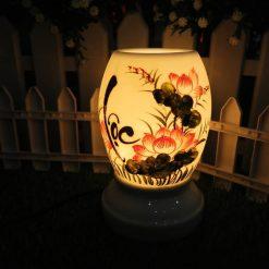 đèn xông tinh dầu aroma S1