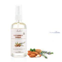 dầu hạnh nhân hương thảo vitamin E
