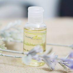 dầu massage cho á sừng, eczema