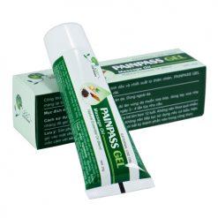 gel xoa bóp trị đau nhức tinh dầu painpass gel