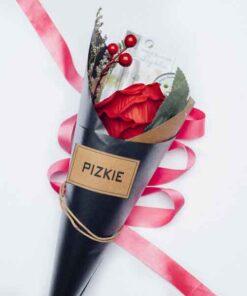 bó hoa quà tặng pizkie