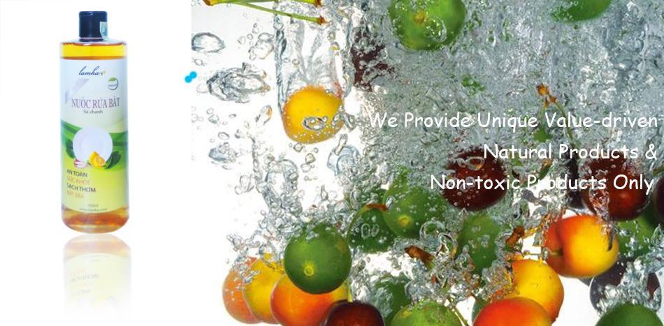 rửa rau củ quả hạn chế tồn dư hóa chất