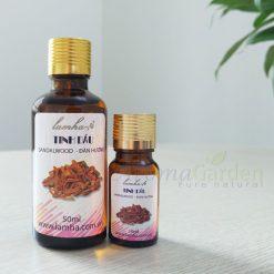 tinh dầu gỗ đàn hương nguyên chất