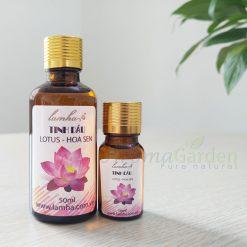 tinh dầu hoa sen nguyên chất